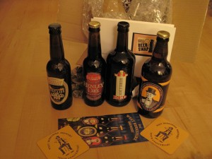 Beerswap bottles
